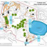 Stall Holder locations Floriade 2018